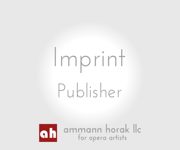 ammann horak agency image legal impressum Publisher en